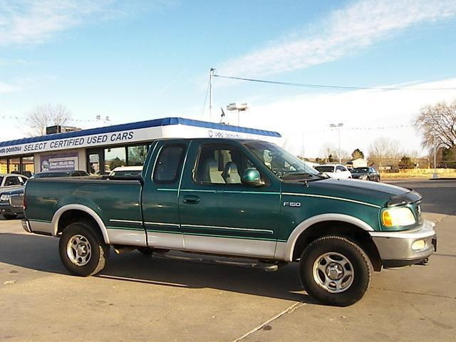 1997 ford f150 for sale in colorado springs colorado classified. Black Bedroom Furniture Sets. Home Design Ideas