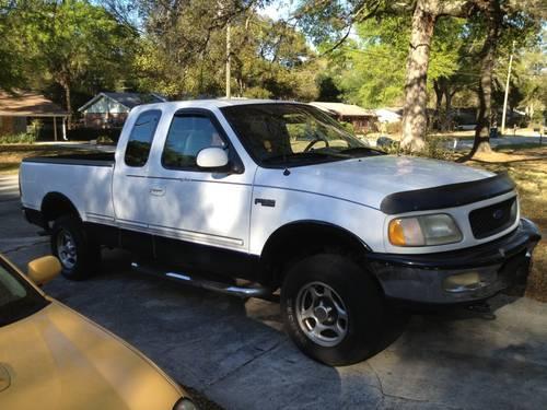 1997 ford f150 lariat 4x4