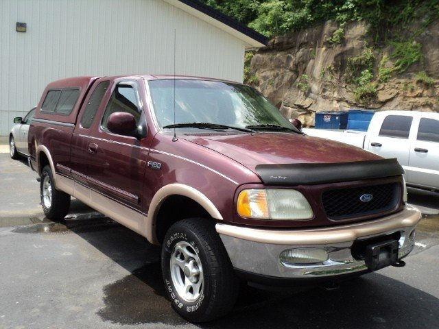 1997 ford f150 lariat for sale in south point ohio classified. Black Bedroom Furniture Sets. Home Design Ideas