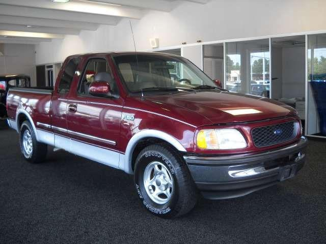 1997 ford f150 lariat for sale in toledo ohio classified. Black Bedroom Furniture Sets. Home Design Ideas