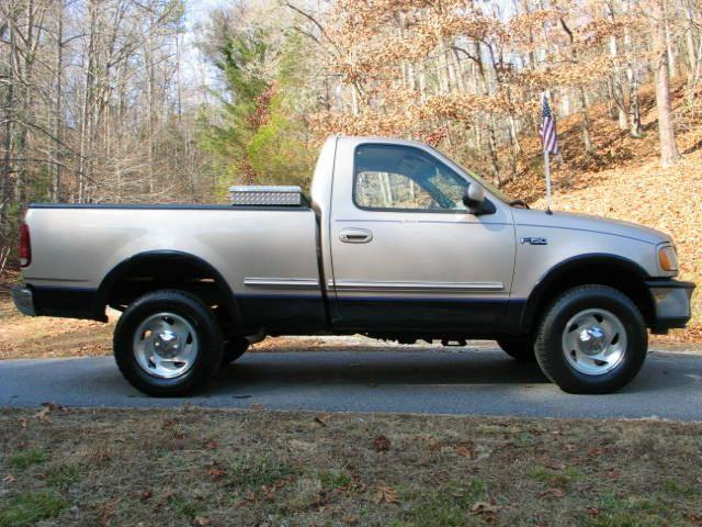 1997 ford f150 lariat for sale in murphy north carolina classified. Black Bedroom Furniture Sets. Home Design Ideas