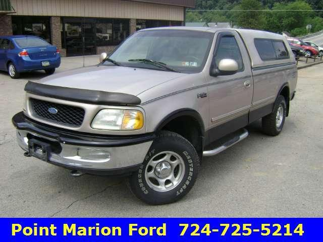 1997 ford f150 lariat for sale in point marion pennsylvania classified. Black Bedroom Furniture Sets. Home Design Ideas