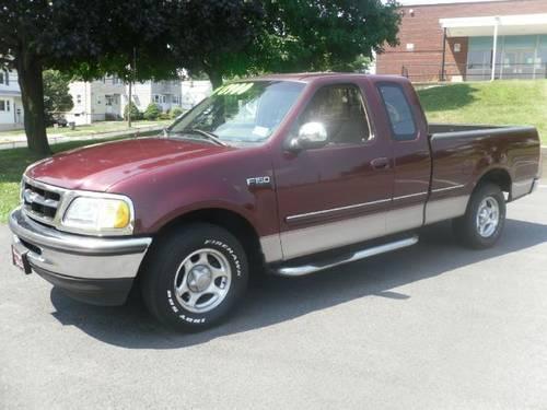 1997 Ford F150 Pickup Truck