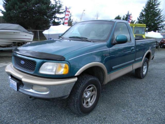 1997 ford f150 reg cab for sale in bothell washington for 1997 ford f150 power window problems