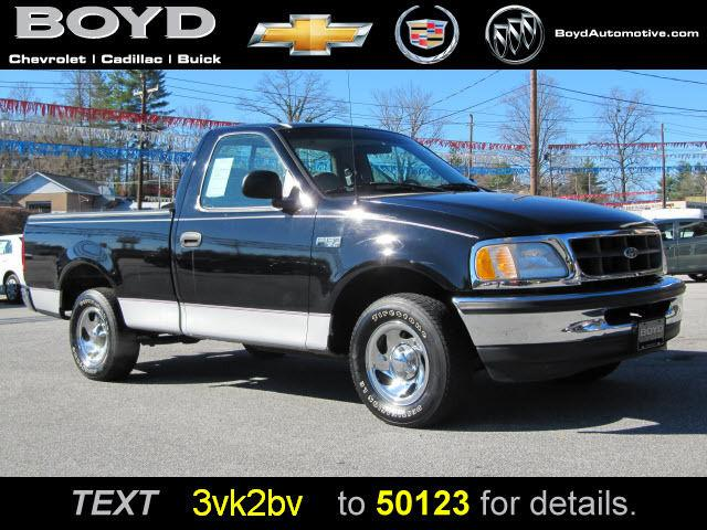 1997 ford f150 xl for sale in hendersonville north carolina classified. Black Bedroom Furniture Sets. Home Design Ideas