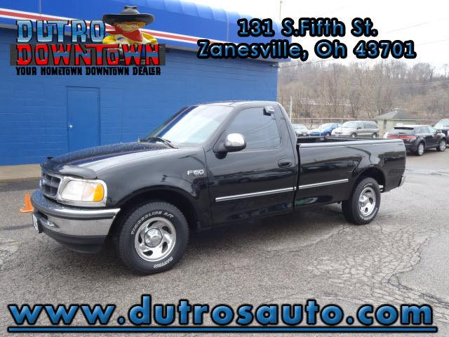 1997 ford f150 xlt for sale in zanesville ohio classified. Black Bedroom Furniture Sets. Home Design Ideas