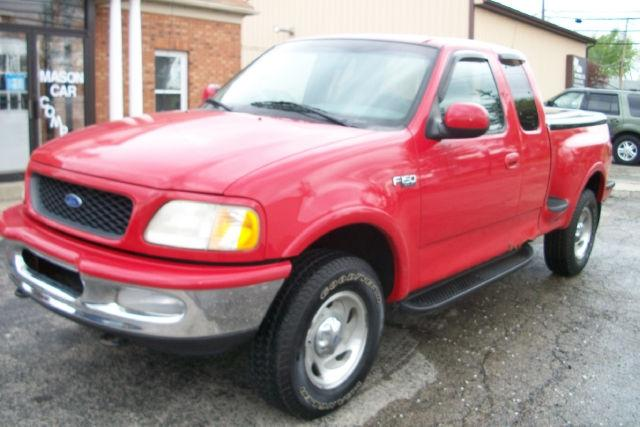 1997 ford f150 xlt for sale in mason ohio classified. Black Bedroom Furniture Sets. Home Design Ideas