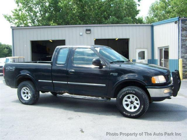 1997 ford f150 xlt for sale in rochester indiana classified. Black Bedroom Furniture Sets. Home Design Ideas