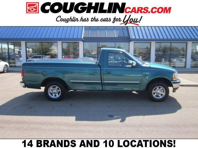 1997 ford f150 xlt for sale in marysville ohio classified. Black Bedroom Furniture Sets. Home Design Ideas