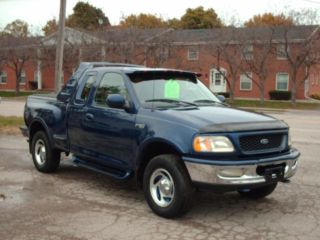 1997 ford f150 xlt flareside for sale in oshkosh for 1998 ford f150 motor for sale