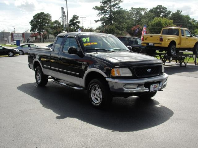 1997 ford f150 xlt supercab for sale in windsor north carolina classified. Black Bedroom Furniture Sets. Home Design Ideas