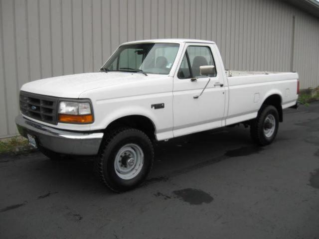 1997 ford f250 for sale in enumclaw washington classified. Black Bedroom Furniture Sets. Home Design Ideas