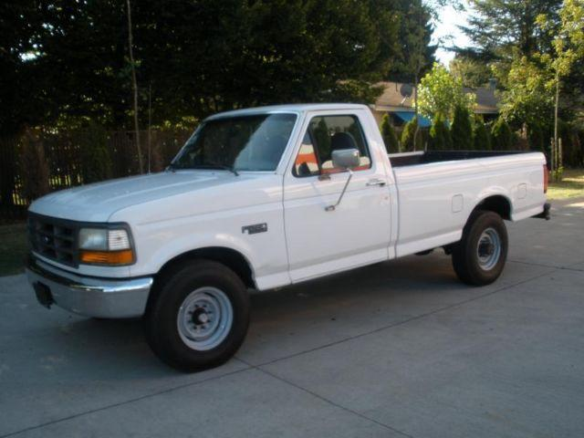 1997 ford f250 regular cab hd long bed for sale in portland oregon classified. Black Bedroom Furniture Sets. Home Design Ideas