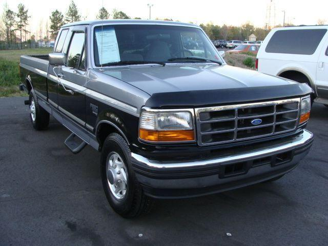 1997 ford f250 xl for sale in charlotte north carolina classified. Black Bedroom Furniture Sets. Home Design Ideas