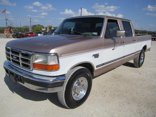 1997 ford f250 xlt crew cab h d for sale in leander texas classified. Black Bedroom Furniture Sets. Home Design Ideas