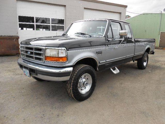 1997 ford f250 xlt super cab long bed 4x47 3l power strokeone owner for sale in hillsboro. Black Bedroom Furniture Sets. Home Design Ideas