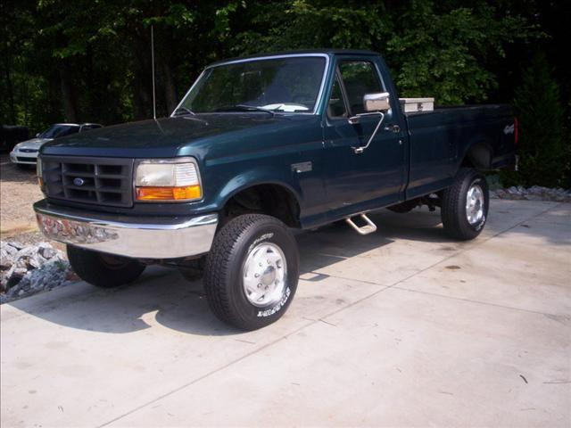 1997 ford f350 xl for sale in taylorsville north carolina classified. Black Bedroom Furniture Sets. Home Design Ideas
