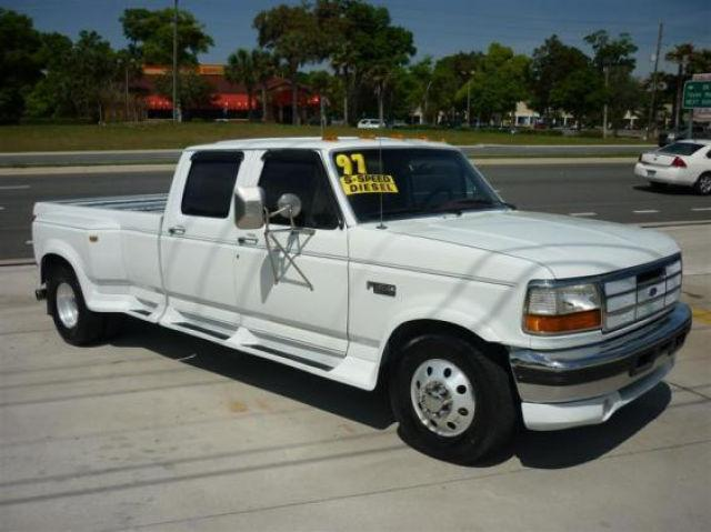 1997 ford f350 xl for sale in deland florida classified. Black Bedroom Furniture Sets. Home Design Ideas