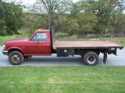 Info On Wood  Ford Truck Bed