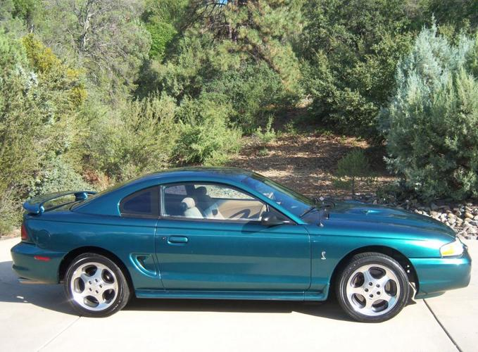 1997 ford mustang cobra svt for sale in prescott arizona classified. Black Bedroom Furniture Sets. Home Design Ideas