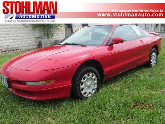 1997 ford probe for sale in vienna virginia classified. Black Bedroom Furniture Sets. Home Design Ideas