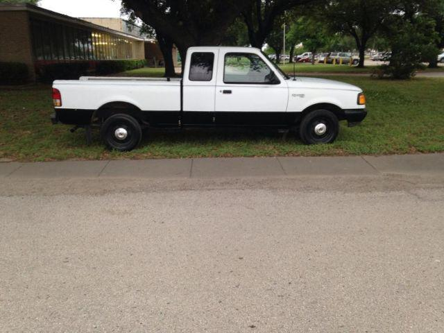 1997 ford ranger pickup truck extended cab runs great for sale in houston texas classified. Black Bedroom Furniture Sets. Home Design Ideas