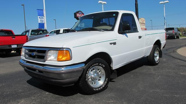 1997 ford ranger xl for sale in yukon oklahoma classified. Black Bedroom Furniture Sets. Home Design Ideas