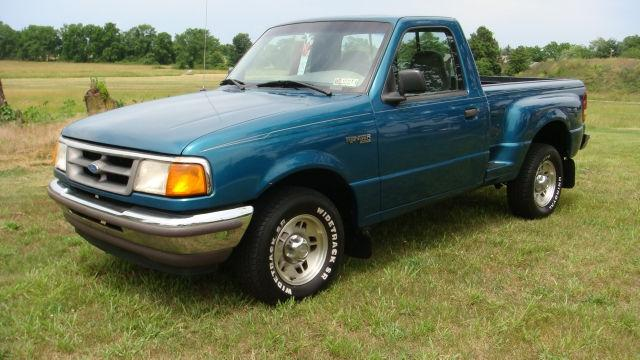 1997 ford ranger xlt for sale in spring city pennsylvania classified. Black Bedroom Furniture Sets. Home Design Ideas