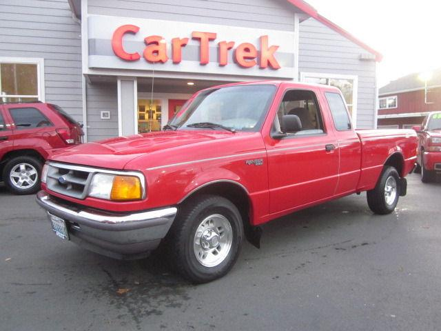 1997 ford ranger xlt for sale in puyallup washington classified. Black Bedroom Furniture Sets. Home Design Ideas