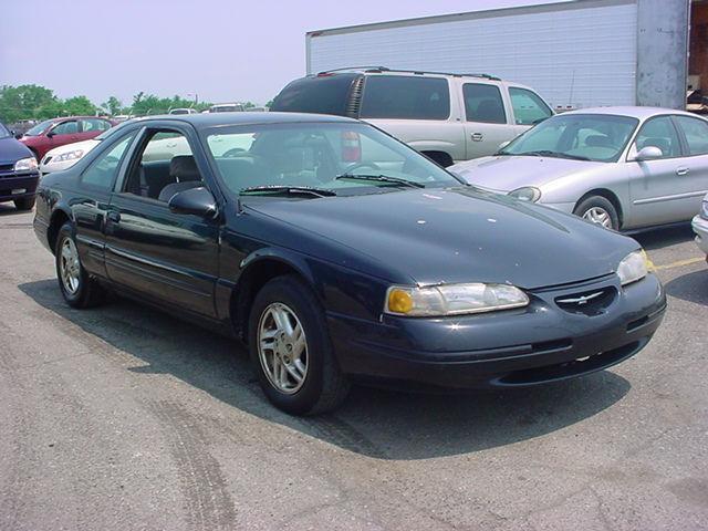 1997 Ford Thunderbird Lx For Sale In Pontiac Michigan