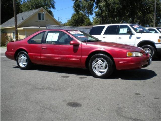 1997 ford thunderbird lx for sale in roseville california. Cars Review. Best American Auto & Cars Review