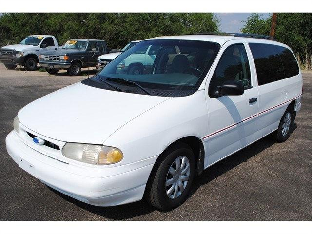 1997 Ford Windstar Gl For Sale In Snyder Texas Classified