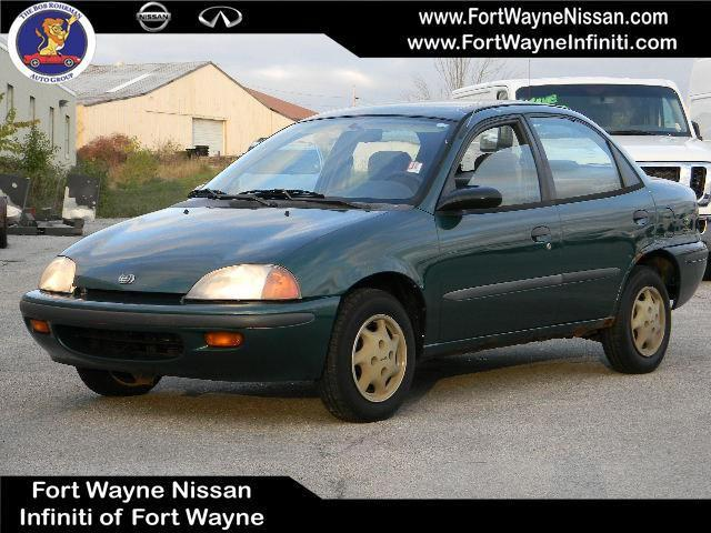 1997 Geo Metro LSi for Sale in Fort Wayne, Indiana ...