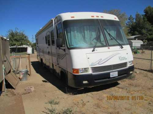 1997 georgieboy cruisemaster in quartz hill ca for sale