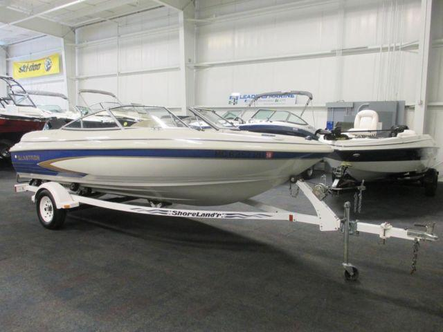 1997 glastron 170 se w johnson 90hp outboard for sale in for Outboard motors for sale in michigan