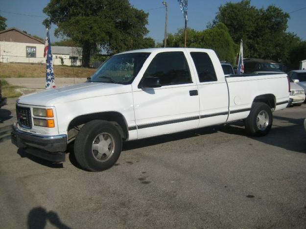 1997 gmc sierra 1500 ext cab 141 5 wb for sale in haltom city texas classified. Black Bedroom Furniture Sets. Home Design Ideas