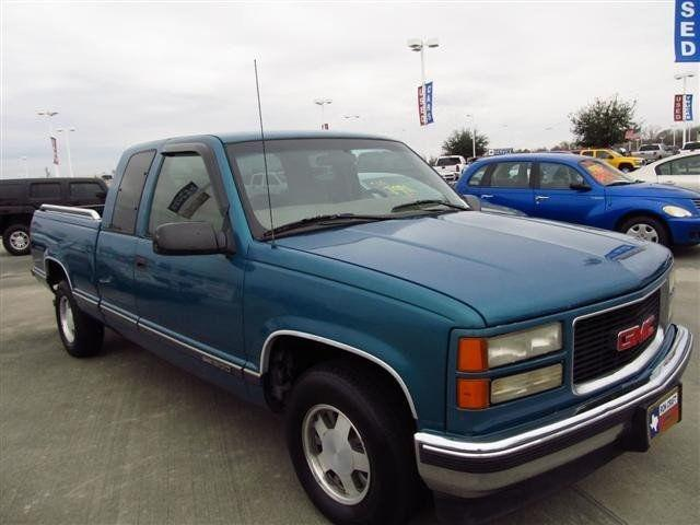 1997 Gmc Sierra 1500 For Sale In Richardson Texas