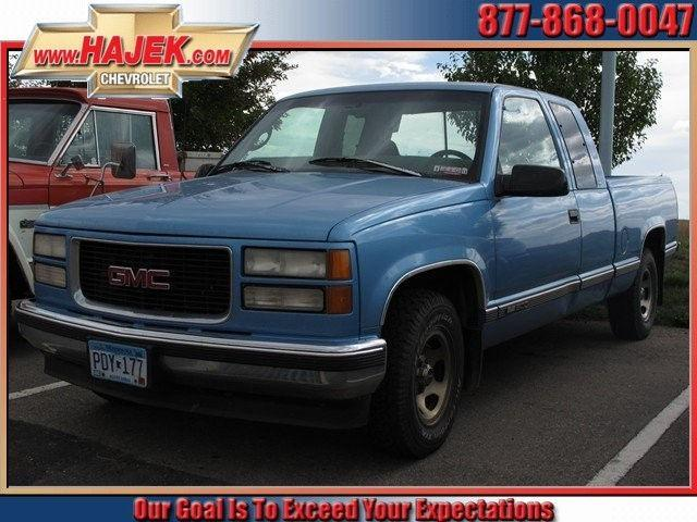 1997 Gmc Sierra 1500 For Sale In Longmont Colorado