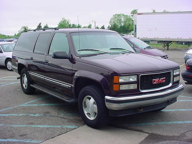 1997 gmc suburban k1500 for sale in pontiac michigan. Black Bedroom Furniture Sets. Home Design Ideas