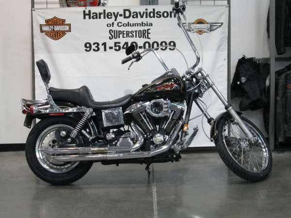 1997 harley davidson dyna wide glide fxdwg for sale in columbia tennessee classified. Black Bedroom Furniture Sets. Home Design Ideas