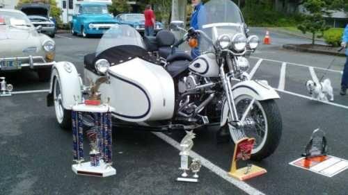 1997 Harley Davidson Heritage Springer Softail Custom In
