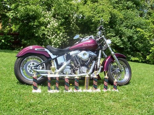 1997 Harley Davidson Motorcyle with EXTRAS for Sale in ...