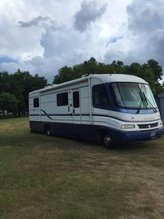 1997 holiday rambler 31ft class a Motorhome