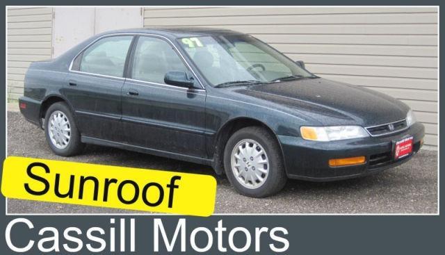 1997 honda accord ex for sale in cedar rapids iowa for Cassill motors used cars