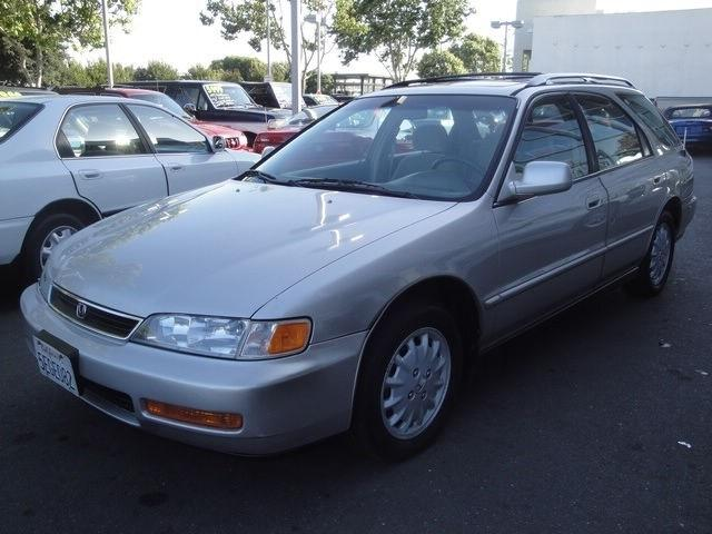 1997 honda accord ex for sale in san leandro california for How many miles does a honda accord last