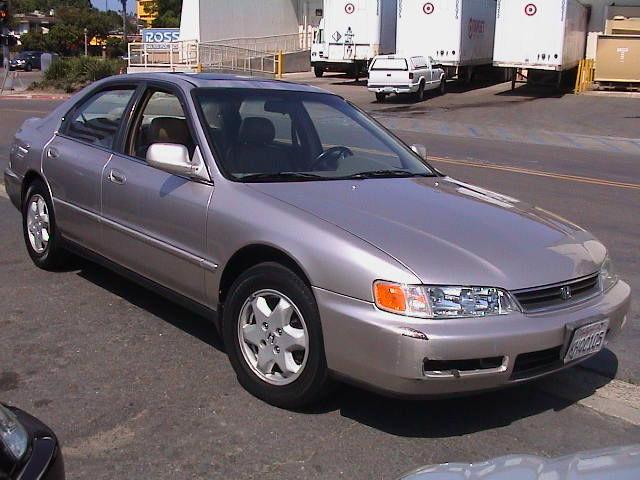 1997 Honda Accord Ex V6 For Sale In San Diego  California
