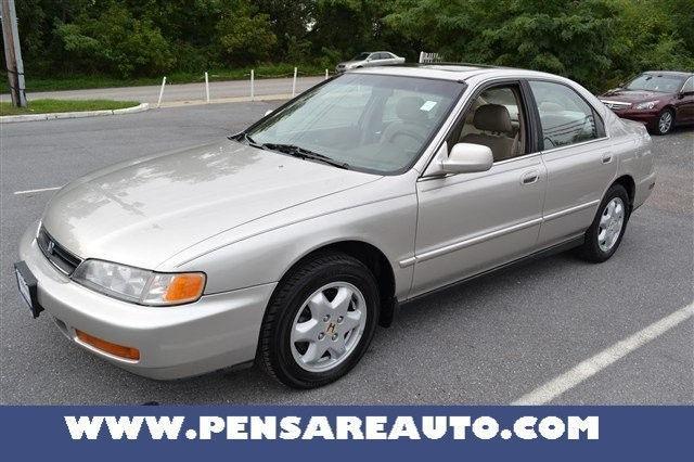 1997 Honda Accord Ex V6 For Sale In Laurel Maryland