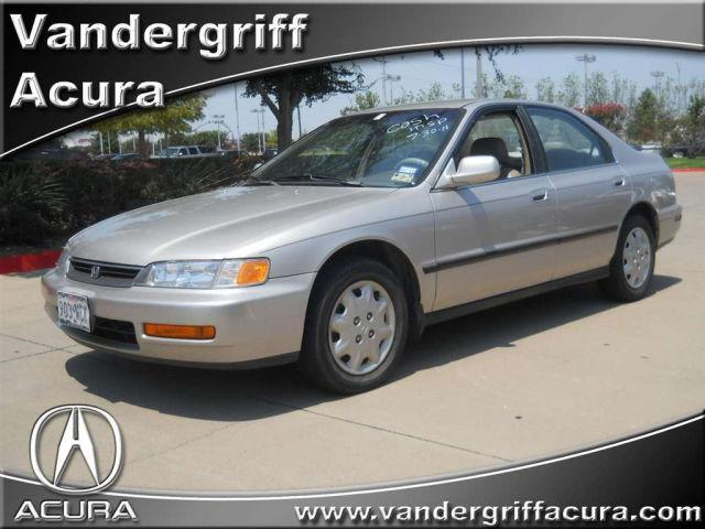 1997 Honda Accord Lx For Sale In Arlington Texas