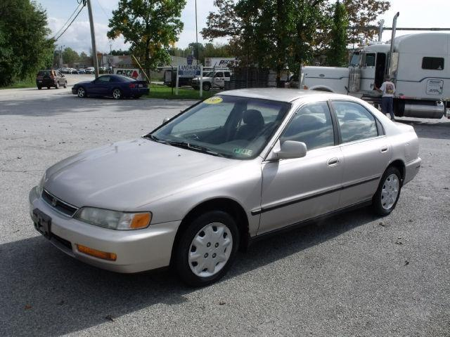1997 Honda Accord Lx For Sale In West Chester