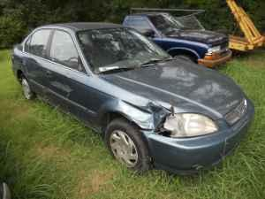 1997 honda civic body parting out (rossville)